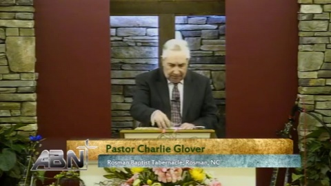 Charlie Glover