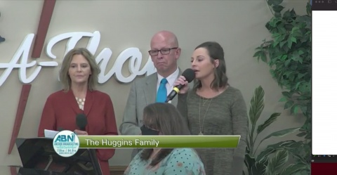 The Huggins Family