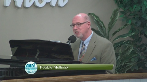 Robbie Mullinax