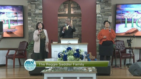The Reggie Saddler Family